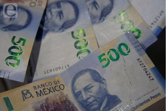 Intentan fraude con billetes de 500 en Atlixco