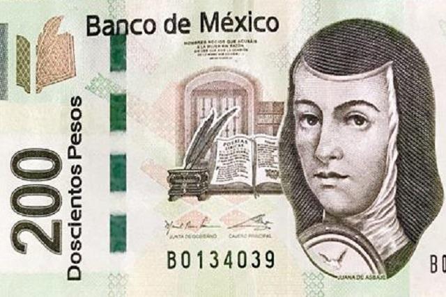 Sor Juana también se mudará de billete