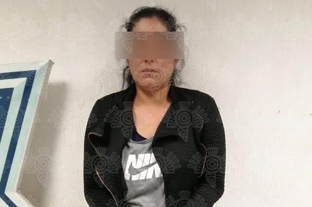 Detenida en La Paz con 2, 600 pesos en billetes falsos