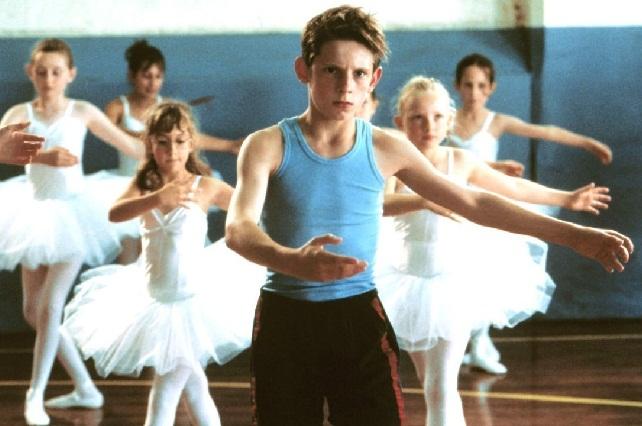 Mira cómo se ve Jamie Bell, el actor de Billy Elliot, a 17 años de la cinta
