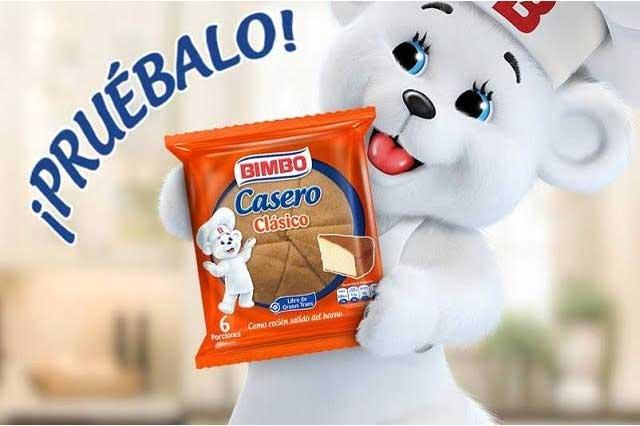 Mira los productos que produce Bimbo pero no se venden en México