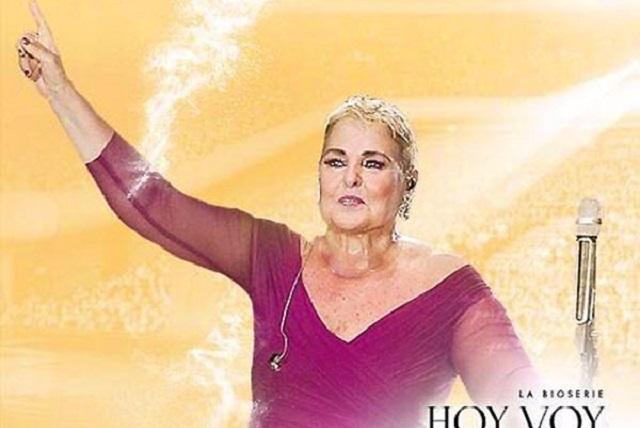 Bioserie de Lupita D'Alessio de lo más visto de la televisión abierta