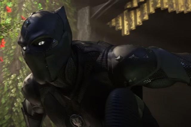 Pantera Negra llega con videojuego de Marvel's Avengers
