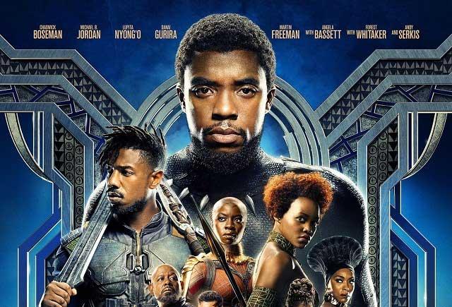 Marvel lanza el tráiler completo de Black Panther y es alucinante!
