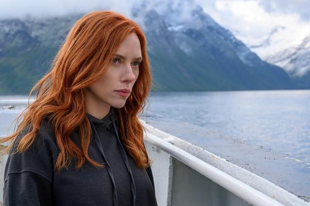 Black Widow se grabó en 3 continentes y 64 sets de filmación