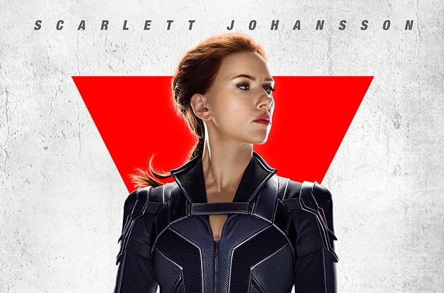 Estos son los nuevos posters de Black Widow a dos meses de su estreno
