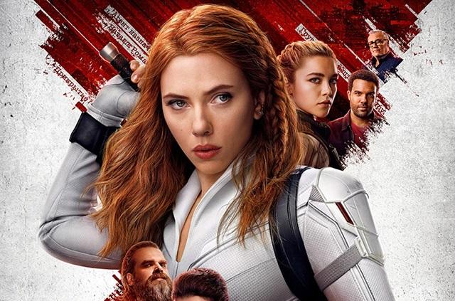 Se acerca el estreno de Black Widow y así fue la premiere de la cinta