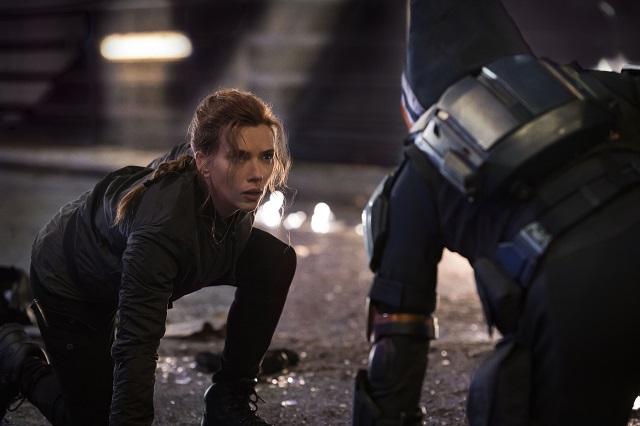 ¿Ya viste el último trailer de Black Widow?