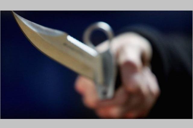 Hieren con arma blanca a transeúnte en América Norte