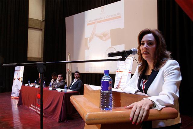 Blanca Lilia Ibarra es finalista para ser comisionada del INAI