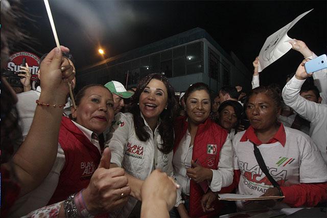 No más fotomultas injustas, promete Alcalá en Cuautlancingo