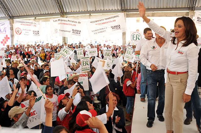 Advierte Alcalá que mantendrá resistencia civil
