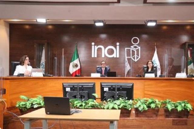 Nombran a Blanca Lilia Ibarra presidenta del INAI