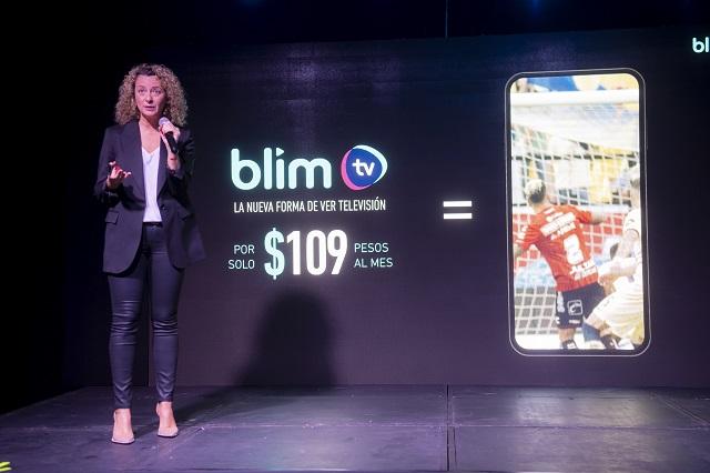 blim evoluciona a blim tv y esto es lo que ofrece
