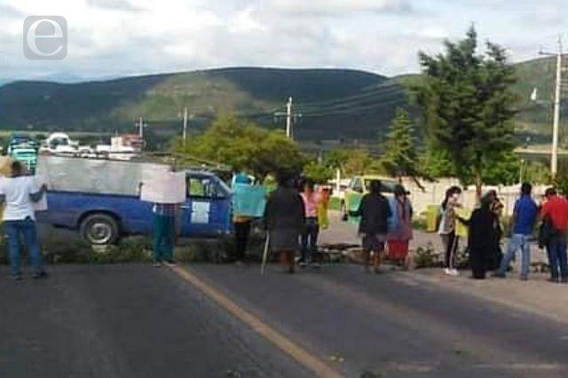 En Chapulco rechazan instalación de antena Telmex