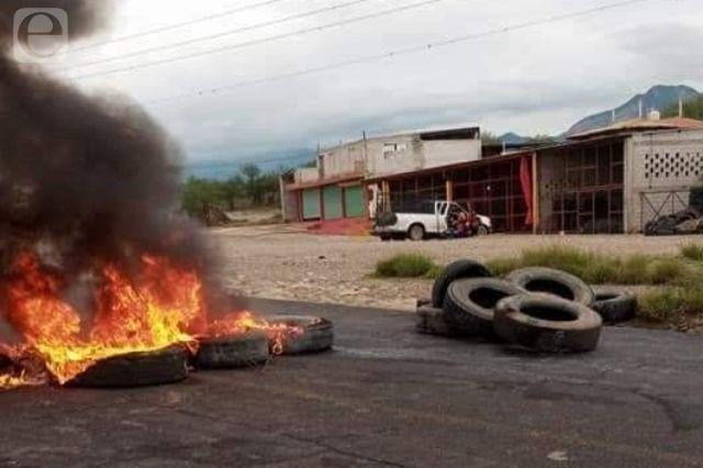 Aldo Arvizu sigue sin cumplir con obras en la Sierra Negra