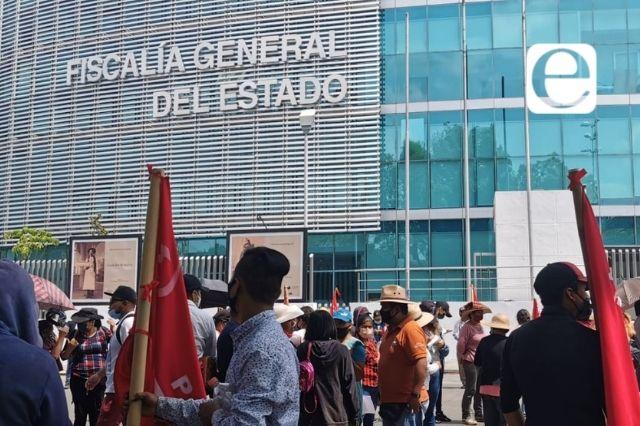 Exige la 28 de octubre a la FGE sancionar a delincuentes del Hidalgo