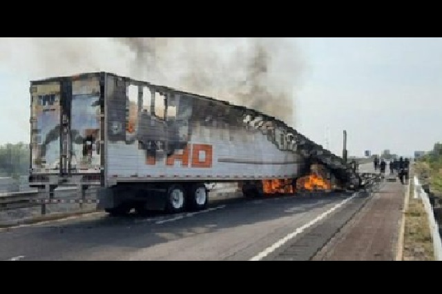 Bloqueos en Guanajuato no fueron por operativo contra El Marro: AMLO