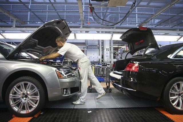 Empresarios alemanes no ven riesgo para VW y Audi por tensión en TLCAN