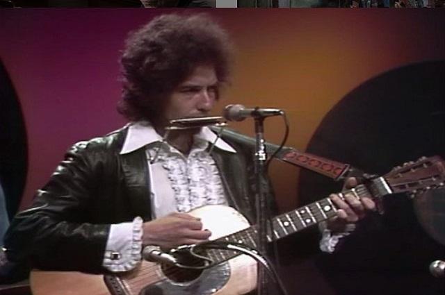 Recordamos a Bob Dylan, el primer músico en ganar el Nobel de Literatura