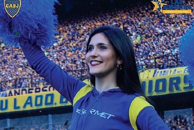 Boca Juniors dice adiós a sus porristas Las Boquitas