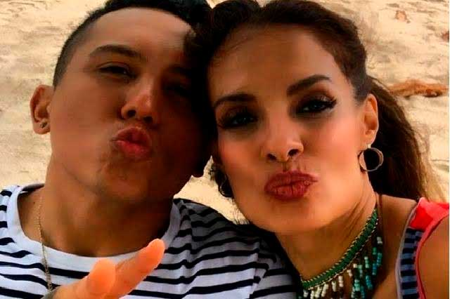 Edwin Luna y Alma Cero ¡ya son marido y mujer!