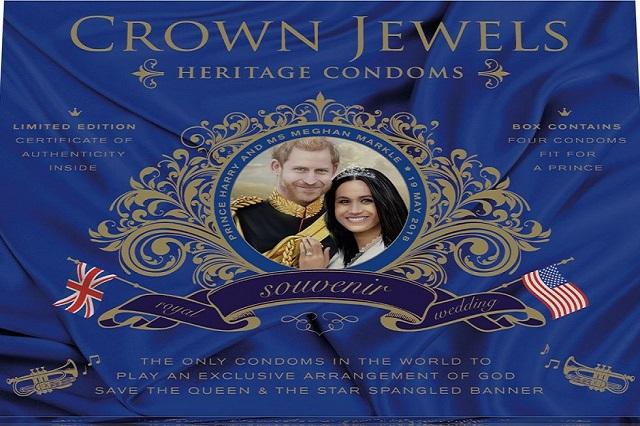 Los estrafalarios souvenirs de la boda del príncipe Harry