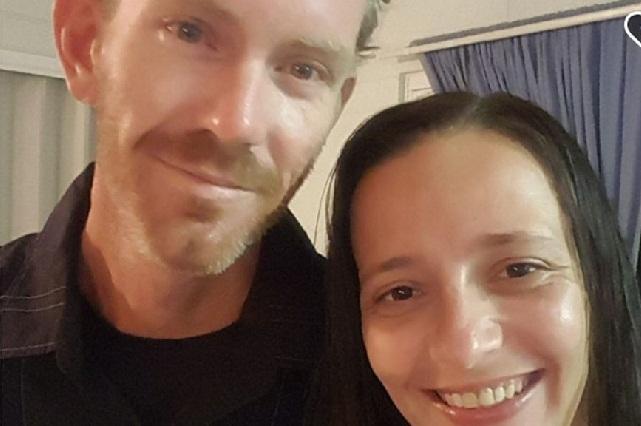Novia cumple el último deseo de su pareja antes de que muriera de cáncer