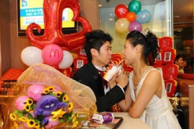 El mundo está loco: mira dónde puedes celebrar tu boda