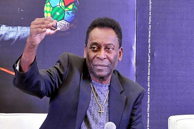 Pelé se casará mañana por tercera vez a sus 75 años