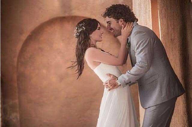 ¡Adriana Louvier y Guto Salas ya se casaron!