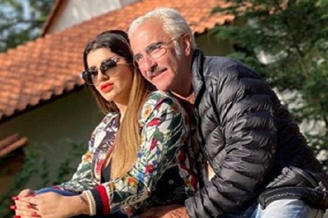 Vicente Fernández Jr. planea casarse el próximo año