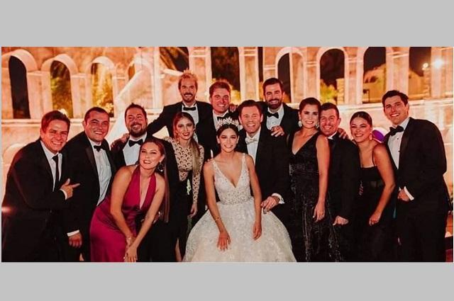 Más de 100  dan positivo a Covid luego de ir a una boda en BC