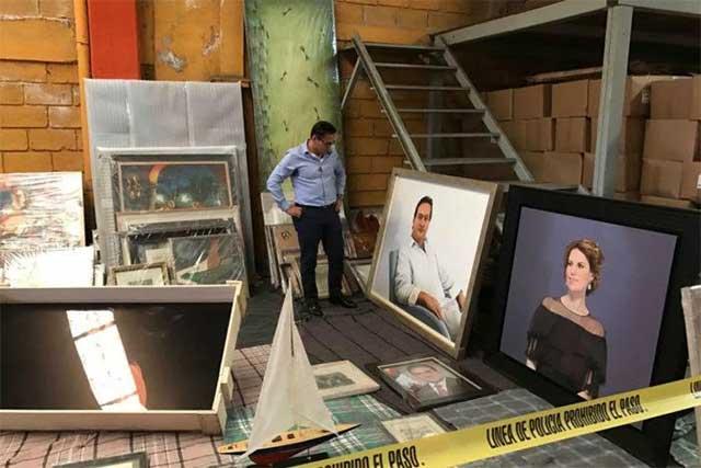 Karime Macías llevaba cuentas de los negocios ilegales que hacía Duarte