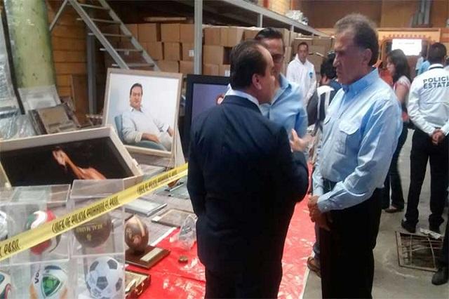 Veracruz aún no le entrega a la PGR los diarios de Karime Macías