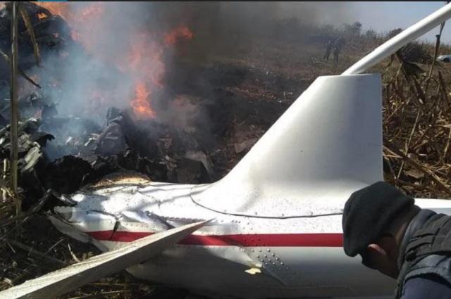 Son ya 4 los detenidos por caída de helicóptero de los Moreno Valle