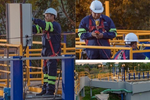 Con 7 plantas tratadoras Agua de Puebla atiende saneamiento