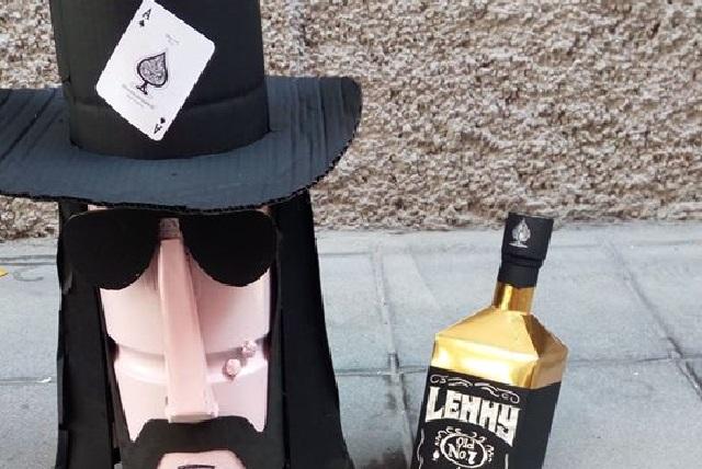 Desde España, ideas de cómo poner bonitos bolardos que invaden Puebla