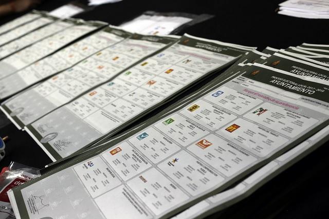 INE recontará 31% de paquetes de elección de gobernador