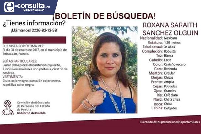 Fiscalía de Puebla inicia búsqueda de mujer después de 4 años