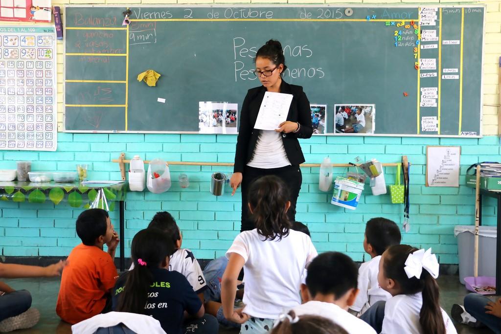 Enseña por México beneficiará a más de 14,000 estudiantes en 2018