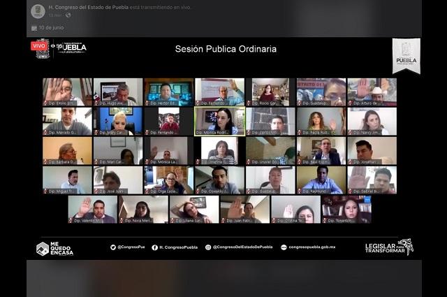 Lamenta Coparmex bloqueo a iniciativa en el Congreso de Puebla