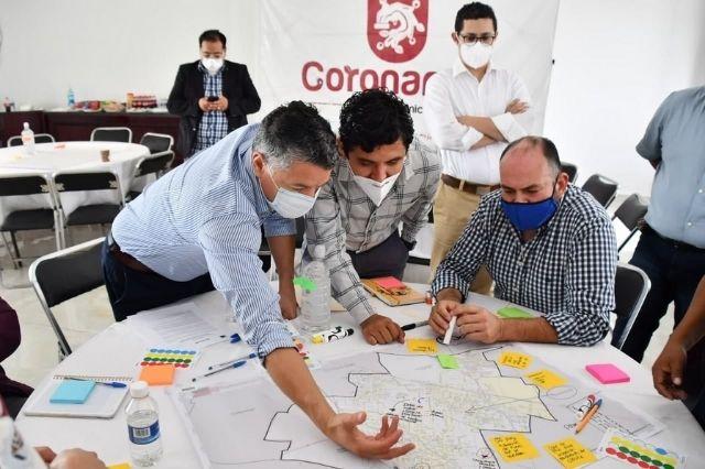 Realizan audiencias públicas para conformar el Programa de Desarrollo Urbano de Coronango