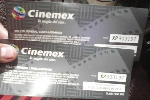 Venden boletos de Cinemex a 15 pesos; investigan presunto fraude