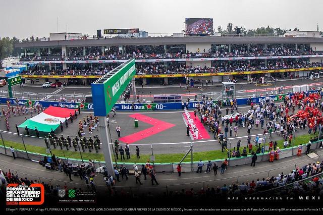 Gran Premio de México anuncia incremento de precios a partir de abril