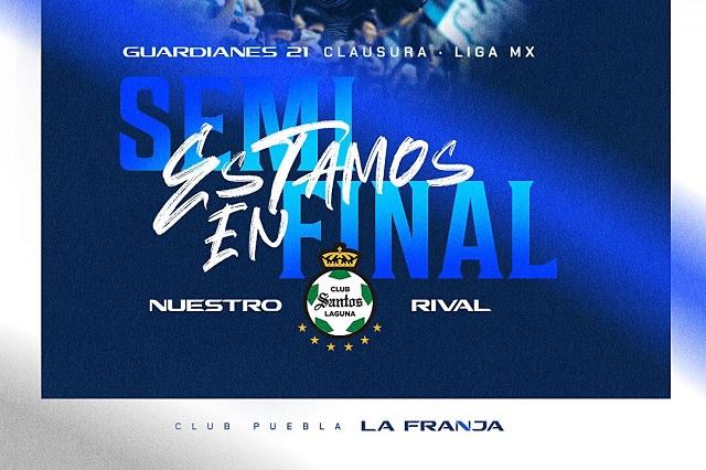 Semifinal Puebla vs Santos: Inicia venta de boletos para abonados