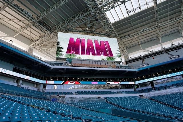 Boletos para Super Bowl LIV se venden en más de 10 millones de pesos
