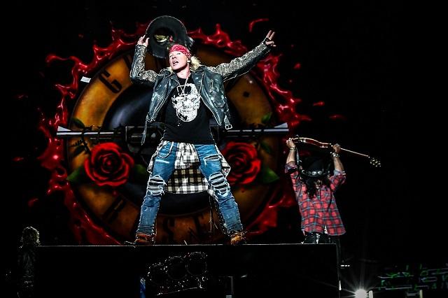 Esto es lo que cuestan los boletos para ver a Guns N' Roses en Monterrey