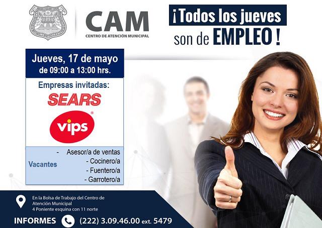 Ayuntamiento de Puebla ofrece Bolsa de Trabajo toda la semana