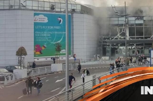 Una tercera bomba que colocó ISIS en Bruselas no estalló